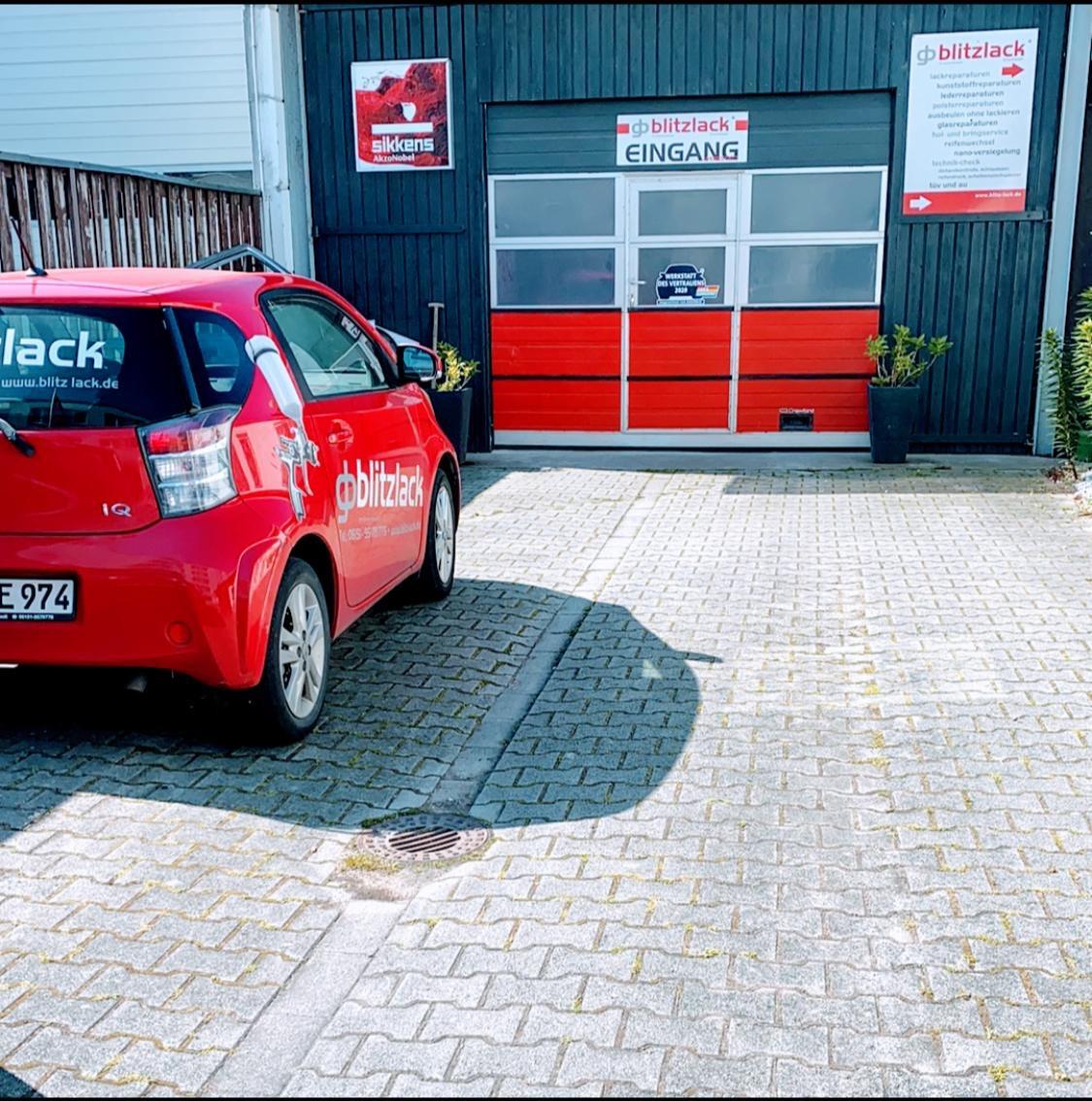 Unternehmen GB Blitzlack